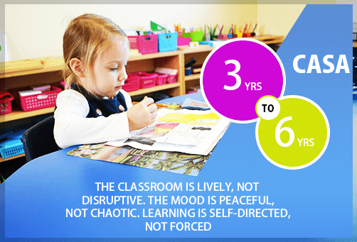 Montessori Casa Program